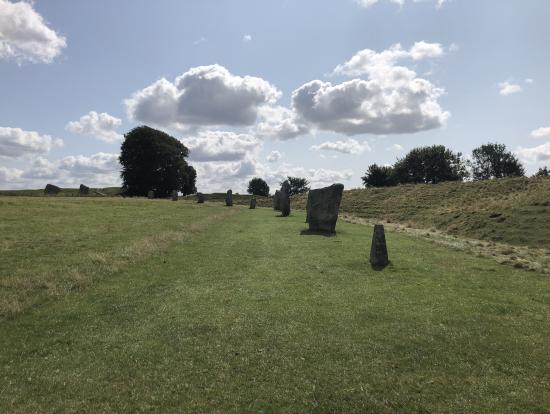 エイブリー 5500年前のストーン遺跡