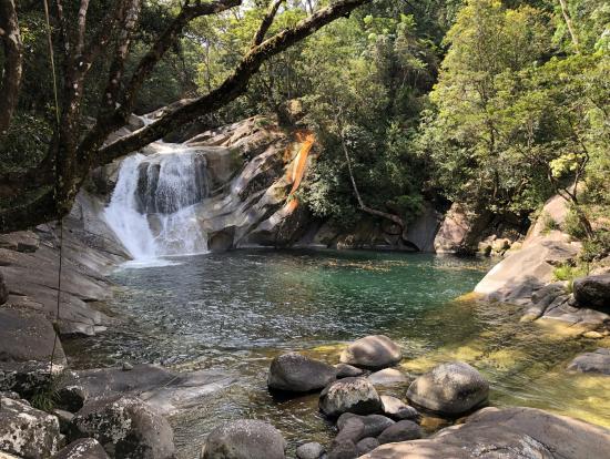 ジョゼフィン滝